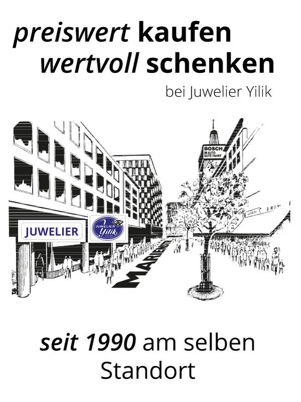 Standort Juwelier Yilik